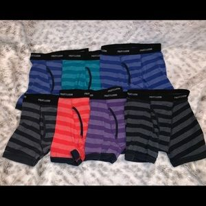 7 pack fruit of the loom boxers